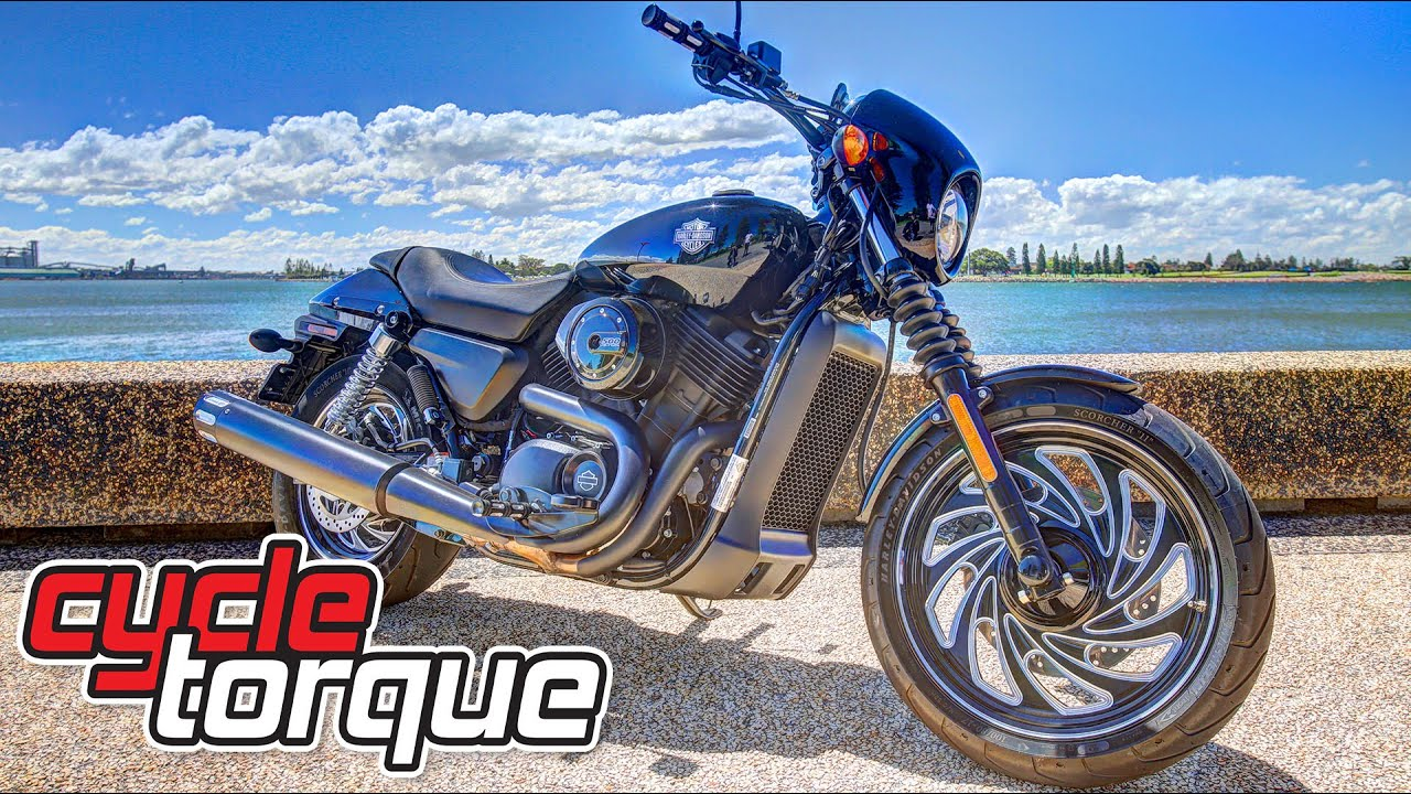 2016 Lams Feature Cycle Torque