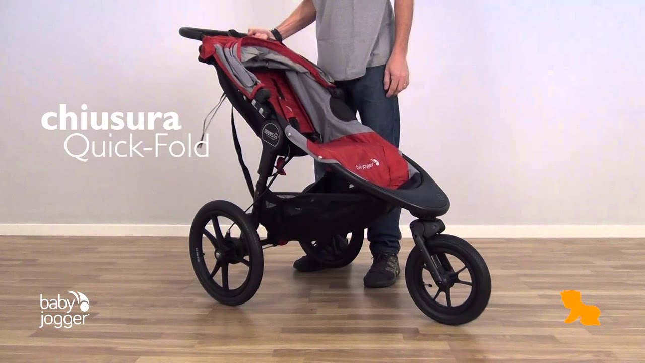 Baby Jogger Summit X3 Youtube