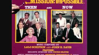"Lalo Schifrin & the Israel Philharmonic Orchestra: ""The Plot"" & ""Mission: Impossible Theme"""
