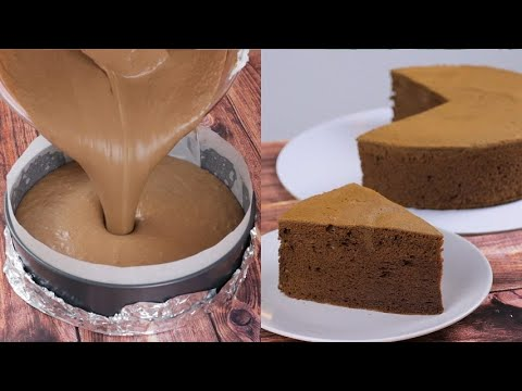 Chocolate japanese cake the irresistible fluffy dessert