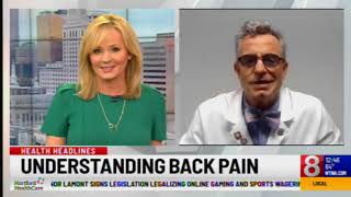 Back Pain: Causes, Types and Treatment Options