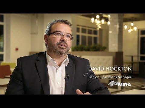 Blueprint Interiors - MIRA Technology Park Testimonial