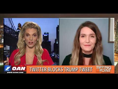 Twitter Blocks Trump Tweet