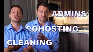 Airbnb Property Management Tutorial   |   Cohosting,  Cleaners, and Admin Accounts