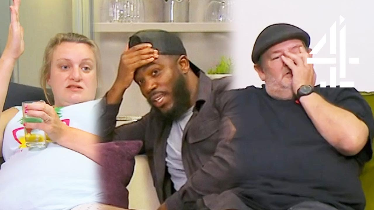 Mo Gilligan, Johnny Vegas, Daisy May Cooper & More REACT to Bake Off DISASTERS | Celebrity Gogglebox