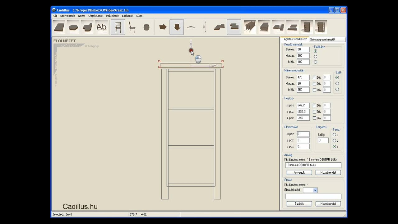 Chair Design Program Windsor Cushions Bútortervező Furniture Software