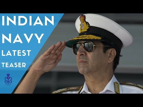 Indian Navy Trailer - Join the Force