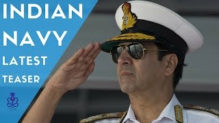 Indian Navy Latest Trailer 2015