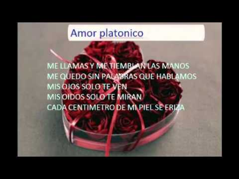 Amor Platonico Poema Corto Youtube