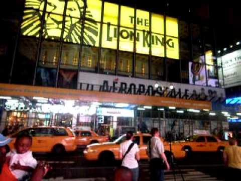 Video of Times Square.AVI