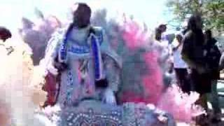 New Orleans Mardi Gras Indians Uptown Super Sunday, 3.16.08
