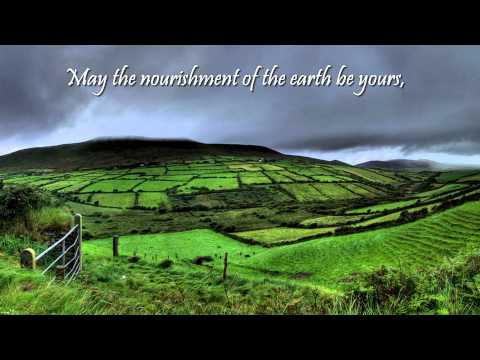 Irish Blessing Beannacht  John O'Donohue