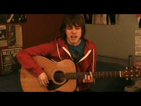 Sum 41 - Pieces (Acoustic Cover)