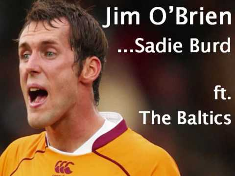 Jim O'Brien ft. The Baltics - Sadie Burd