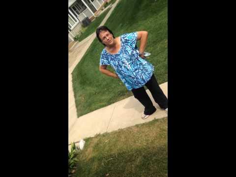 Anne Paris harassing her neighbors part 1