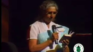 Senthoora Poove Live by Smt. S. Janaki