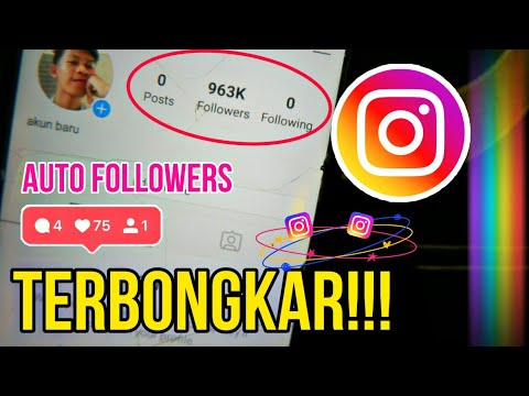 Cara Menambah Followers Instagram 100K