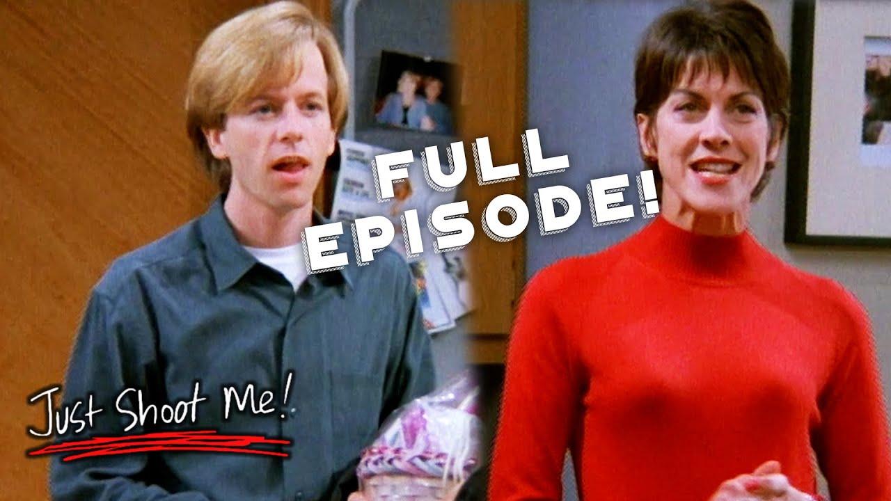Download Just Shoot Me! | Secretary's Day | Season 1 Episode 3 FULL EPISODE | Throw Back TV