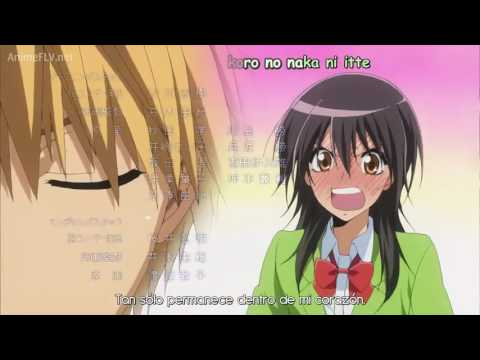 Yōkan - Heidi (Kaichou wa Maid Sama, ending 1)