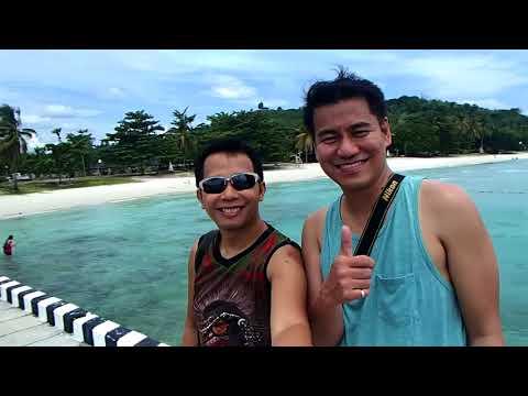 On foot series: MALAMAWI ISLAND, Isabela City, Basilan Province, Philippines