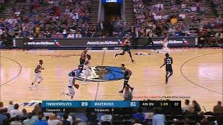 4th Quarter, One Box Video: Dallas Mavericks vs. Minnesota Timberwolves