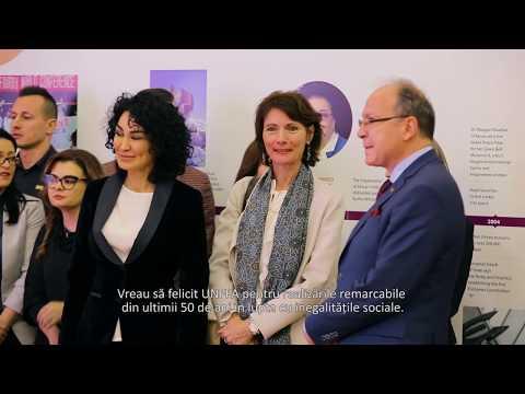 UNFPA a celebrat 50 de ani de drepturi și oportunități în Moldova