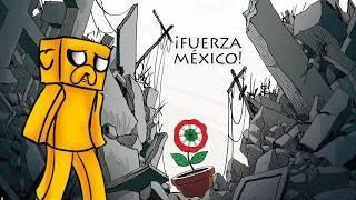 ¿PUEDE UN YOUTUBER CAMBIAR EL MUNDO? 🌎 #FUERZAMEXICO [Vídeo Solidario]