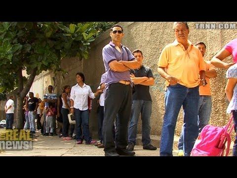 Chávez Gana Después de Participación Masiva de Votantes