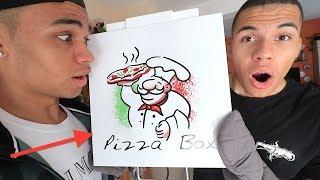 DAS MACHT SOFORT DIE PERFEKTE PIZZA !!! ( VERRÜCKTE GERÄTE TESTEN) | PrankBrosTV