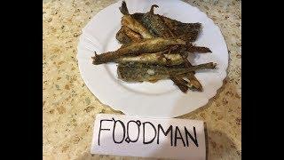Навага жареная: рецепт от Foodman.club