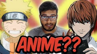 DO INDIANS KNOW ABOUT ANIME?? II (Let's Talk#1) II Top Anime In India??
