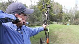 Bow Shooting Tip: Float the Pin and Squeeze