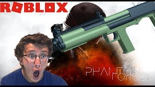 THE MOST BROKEN GUN TO EVER EXIST!!! | Roblox Phantom Forces