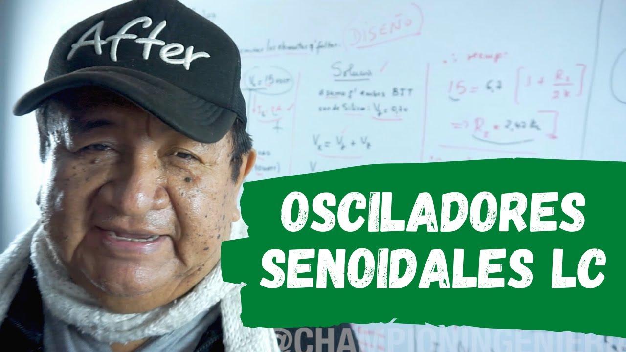 OSCILADORES SENOIDALES LC