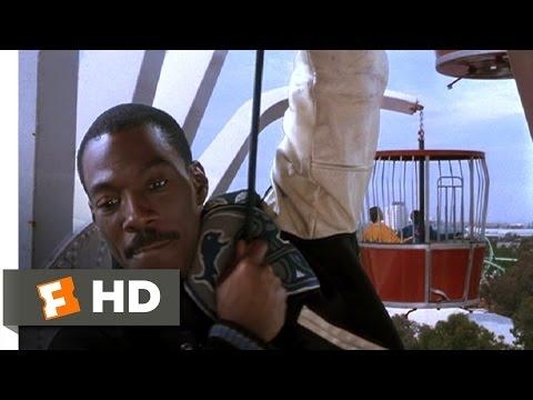 Beverly Hills Cop 3 (4/9) Movie CLIP - The Spider Rescue (1994) HD
