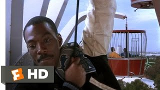 Beverly Hills Cop 3 (4/9) Movie CLIP - The Spider Rescue (1994) HD