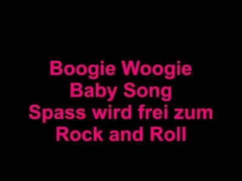 Mein Boogie Woogie Baby Song  Charles Karaoke