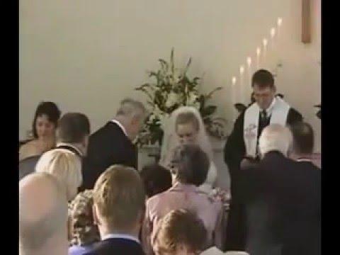 Small Church Wedding Ceremony Highlights