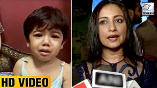 Divya dutta reacts on 'baby crying video' shared by virat kohli | lehrentv | lehrentv