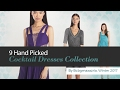 9 Hand Picked Cocktail Dresses Collection By Bcbgmaxazria, Winter 2017