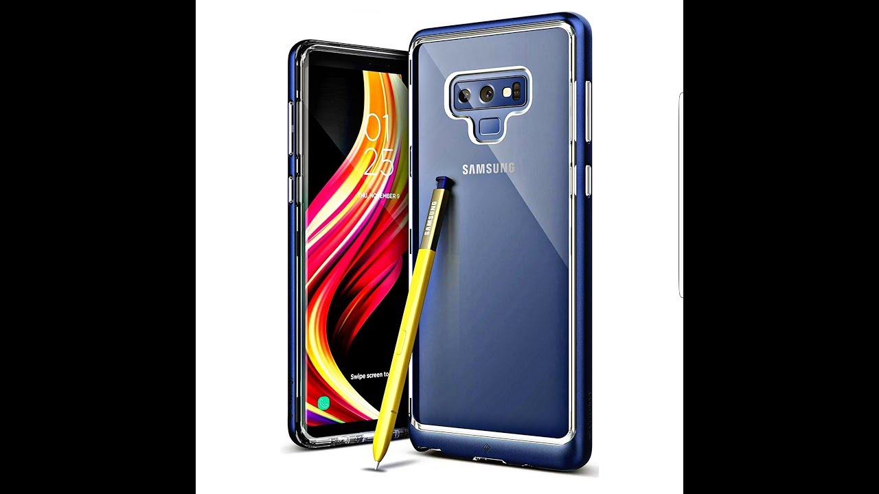 the best attitude b6e0f 75356 Caseology Skyfall Galaxy Note 9 Case Review