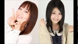 【必見】日笠陽子&日高里菜によるキュートなギャルの「ものまね」をお...