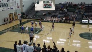 Fossil Ridge Varsity Basketball vs Broomfield High School
