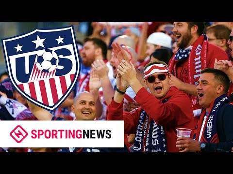 bcc072ccadb Meet The American Outlaws Devoted To U.S. Soccer - YouTube