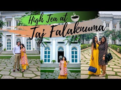 Paid This Much for Tea at Taj Falaknuma , Hyderabad |High Tea at Taj Falaknuma | Taj Falaknuma Tour