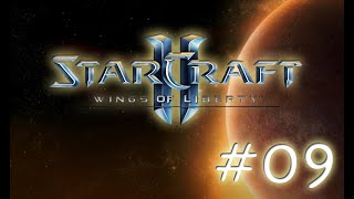 Starcraft II: Wings of Liberty Gameplay 09 - The Dig