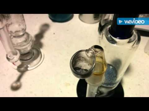 Cleaning a Quartz Banger or Domeless Nail