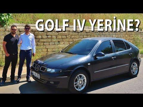 Golf IV Yerine Alınır mı?   Seat Leon Mk1 Testi