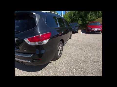 2015 Nissan Pathfinder SL - Used SUV For Sale - Medina, Ohio