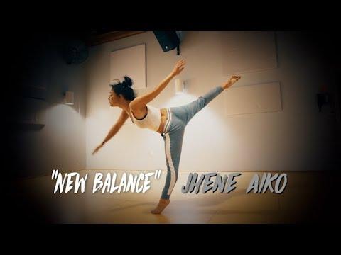 "Jhene Aiko - ""New Balance"" | Nicole Kirkland Choreography"